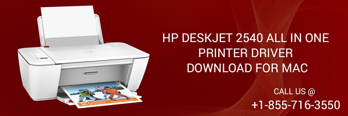 HP Deskjet 2540 printer