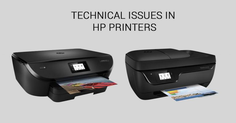 HP Print Cartridges Missing and Not Detected
