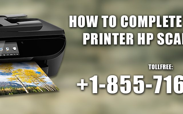 123 HP Printer HP Scan Setup