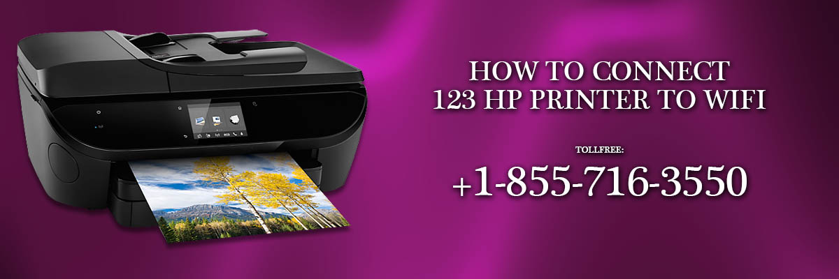 123 HP Printer WiFi Setup