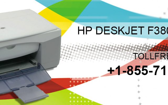 Install HP Deskjet F380 all-in-One printer