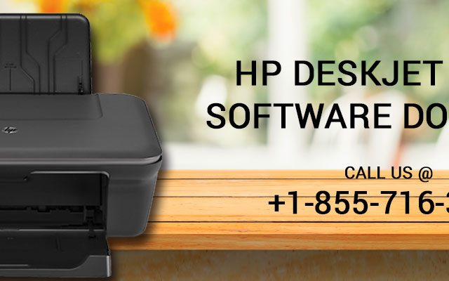 Hp DeskJet 1050a software download