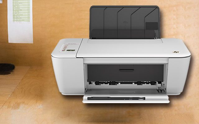 HP Deskjet 2548 how to scan