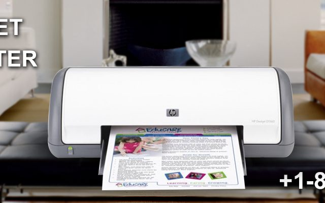 Install HP Deskjet d1560 Printer Without CD