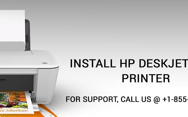 Install HP DeskJet 2541 Printer