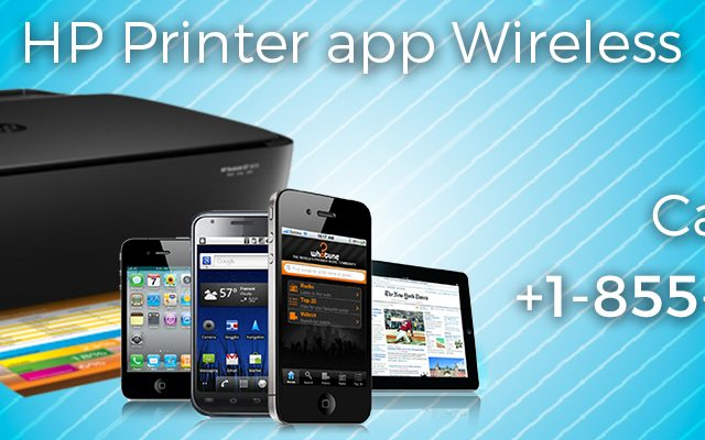 HP Printer App Wireless
